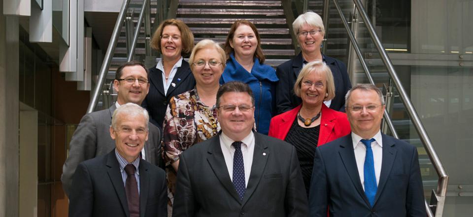 Lithuanian Delegation
